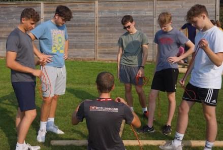team building challenge