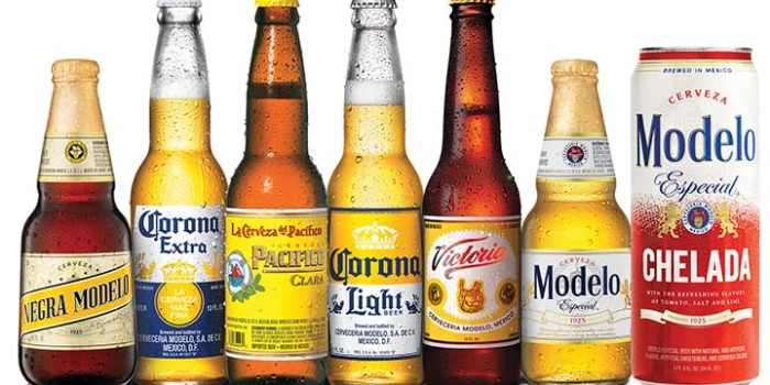 Mexican Beers Fuel the Growing American Taste for Imported