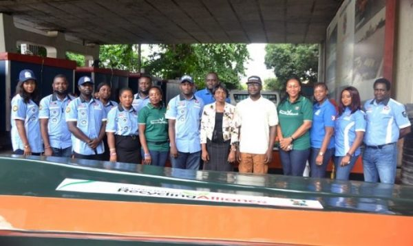FBRA donates boats to Lagos State