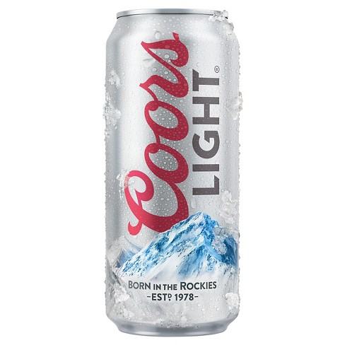 coors light 24 16 oz cans