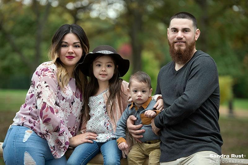 Joliet IL Family Portrait Photography