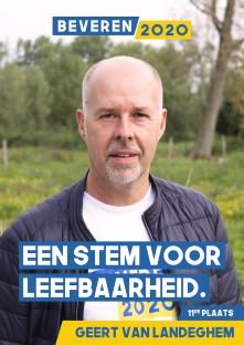 Geert Van Landeghem - technicus instrumentatie meettechniek voetbal en mental coach Sportkring Sint-Niklaas