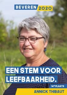 Annick Thibaut - sociaal verpleegkundige en medewerker aan de Vlaamse bevolkingsonderzoeken voor kankeropsporing