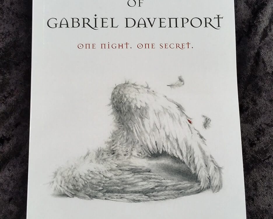 The Making of Gabriel Davenport Book