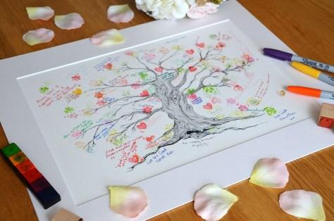 Wedding tree 4