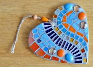 blue-orange-mosaic-heart
