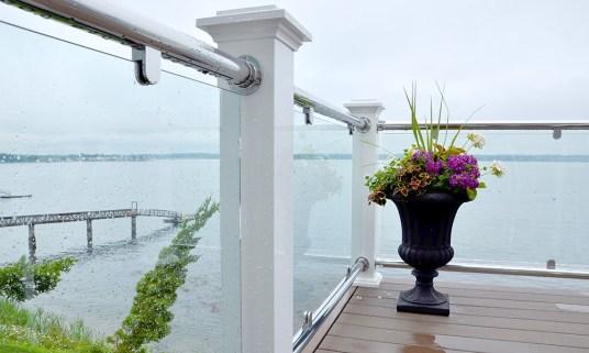 Ocean Deck Glass Panels - Beverly Glass