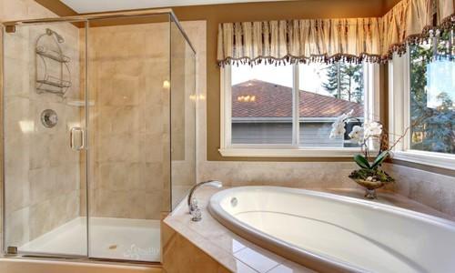 Luxury Shower Door - Beverly Glass Company