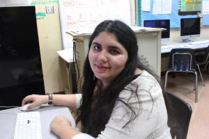 Ashley Banayan, editor-in-chief of Watchtower