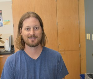 Kevin Bowers, Physics Teacher
