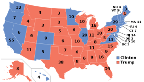 Photo courtesy of: 2012 ELECTORAL COLLEGE MAP