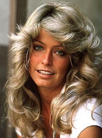 Farrah Fawcett Hairstyle