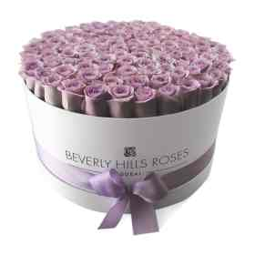 """Only Roses Dubai Price """"Vintage"""" in Large White Box"""
