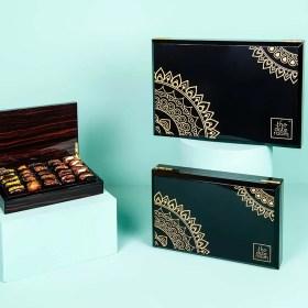 Date Room Mixed Stuffed Arabian Dates in Box