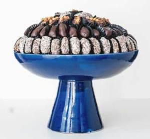 Mirzam Dark Chocolate Dates Tray