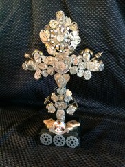 Glitzy Cross