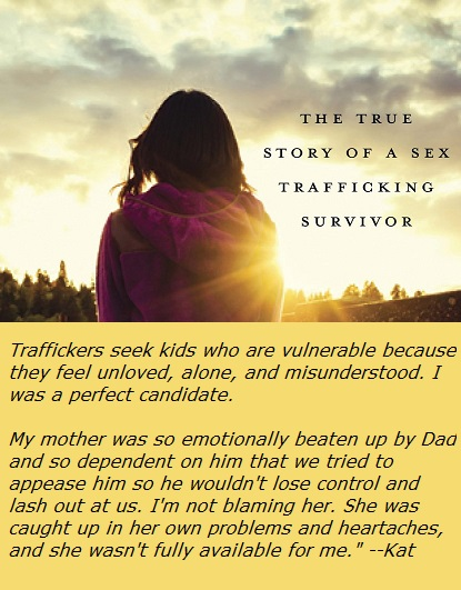 Stolen: The True Story of a Sex Trafficking Survivor by Katariina Rosenblatt and Cecil Murphey ~Review~ (2/6)