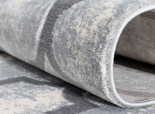 Beverly rug amalfi collection cream and grey area rug 02346a