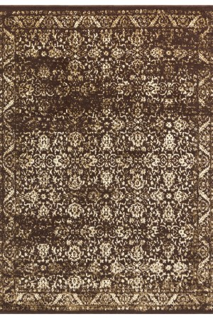 beverly rug princess collection vintage oriental area rug 813 cream brown