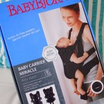 BABY BJORN 'MIRACLE' MESH
