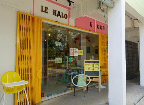 Le Halo Cafe @ Jalan Bukit Ho Swee