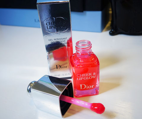 Dior lip & Cheek Glow