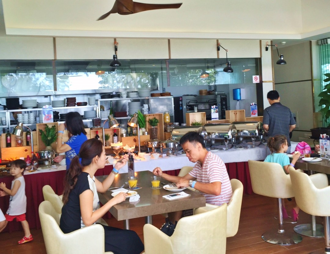 SandBank International Breakfast Buffet