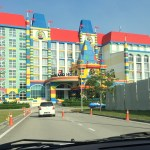 LEGOLAND MALAYSIA: totally immersed in the theme hotel!