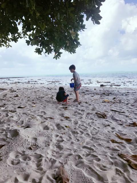 Nikoi Island, Bintan Indonesia