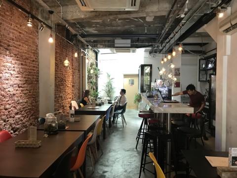 Epiphyte Cafe Singapore