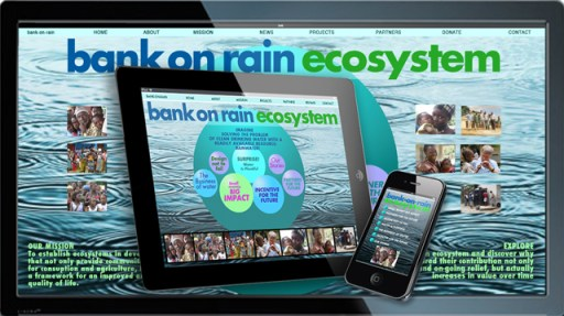 bank-on-rain, multiple screen