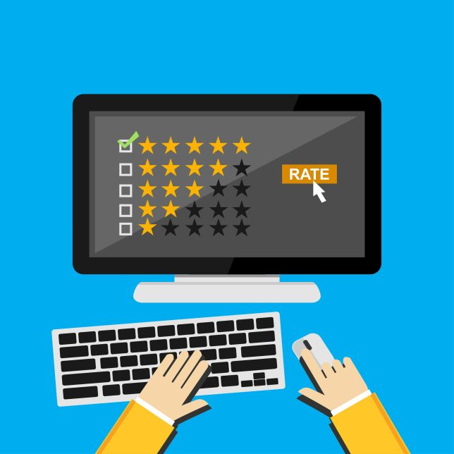online reviews, google my business, google reviews, betsy kent, be visible