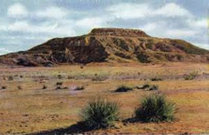 Tucumcari-Mountain