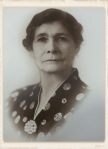 Ellen Scott, grandmother,