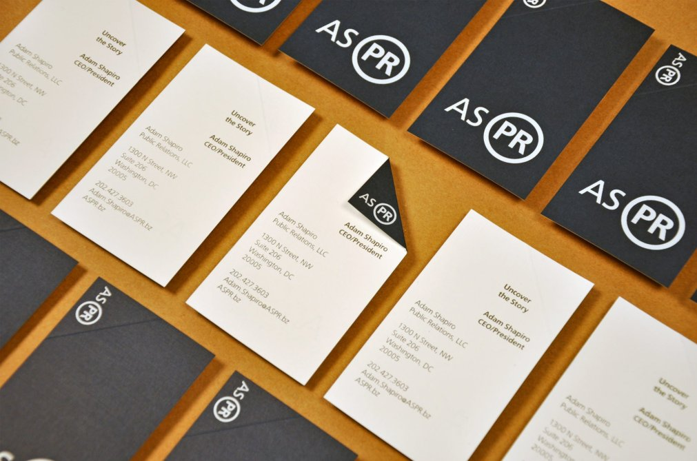 ASPR Business Cards