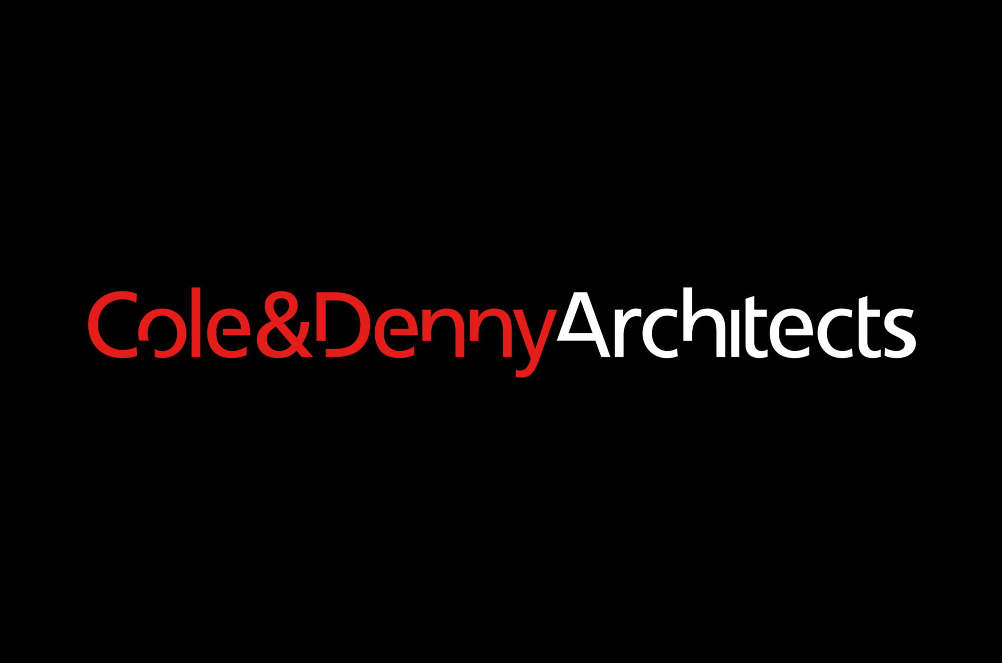 Cole + Denny Architects Logo