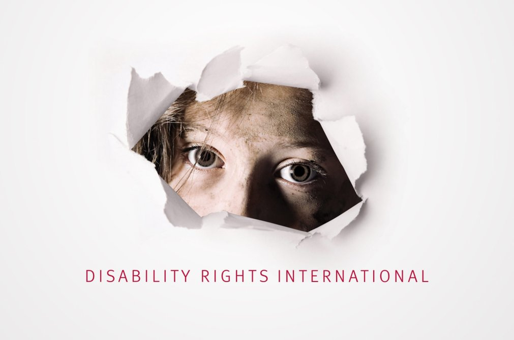 Disability Rights International Logo