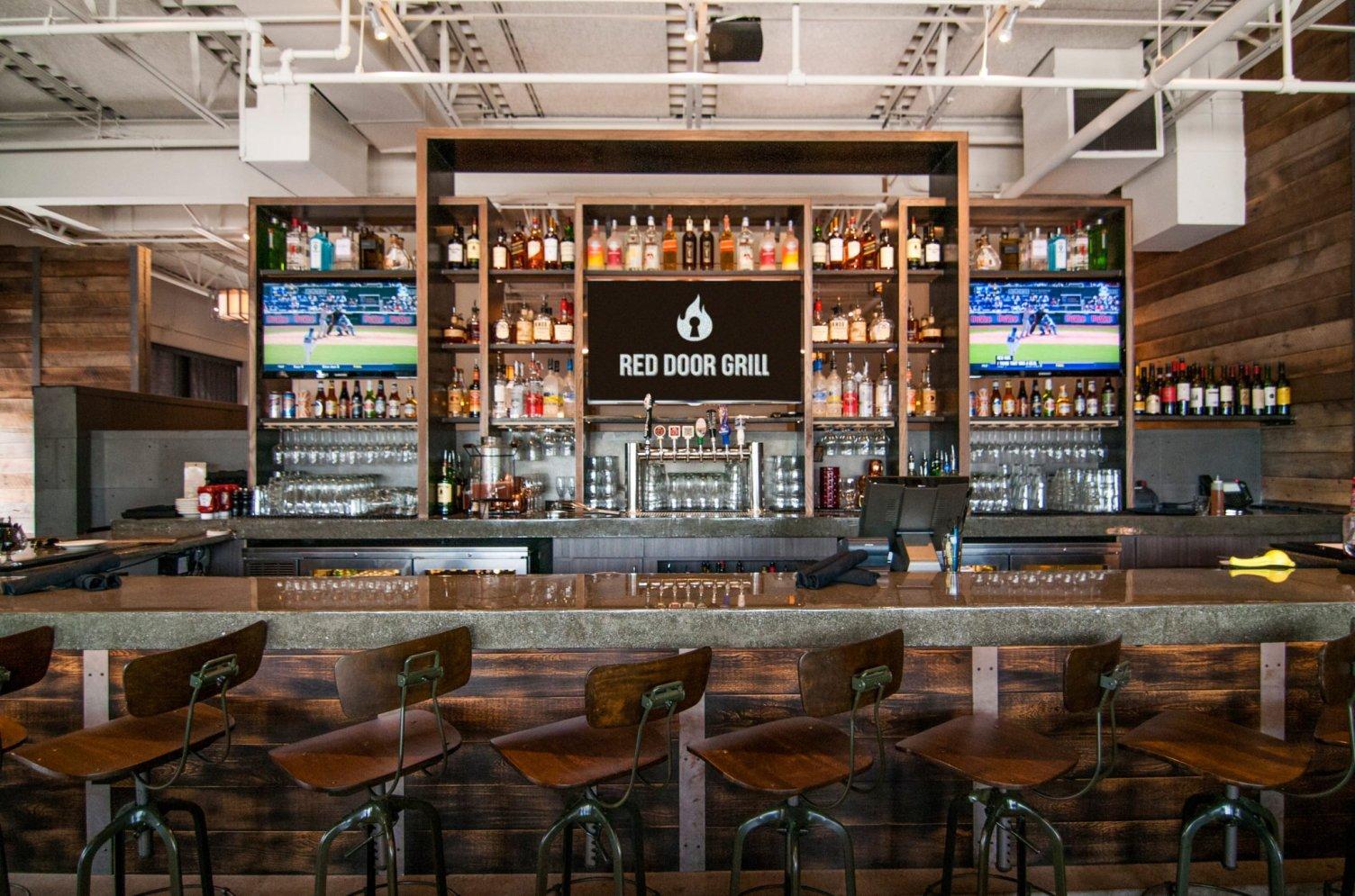 Red Door Grill Bar
