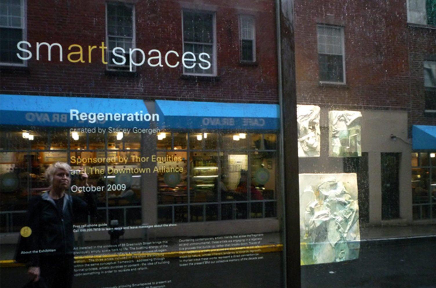 SmartSpaces Reflection