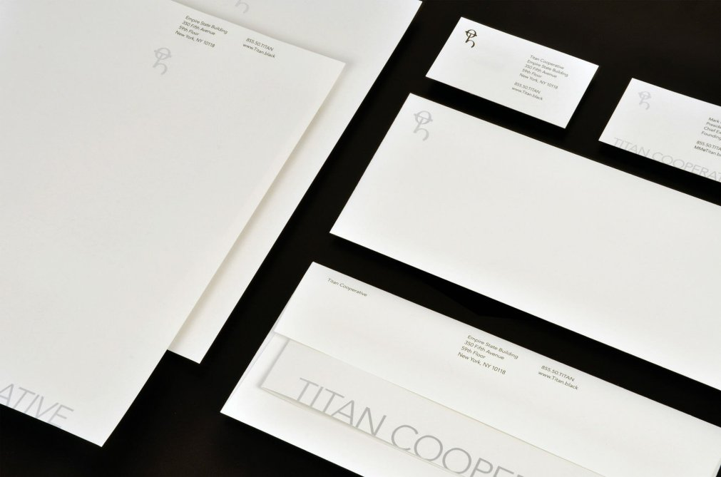 Titan Cooperative Stationery