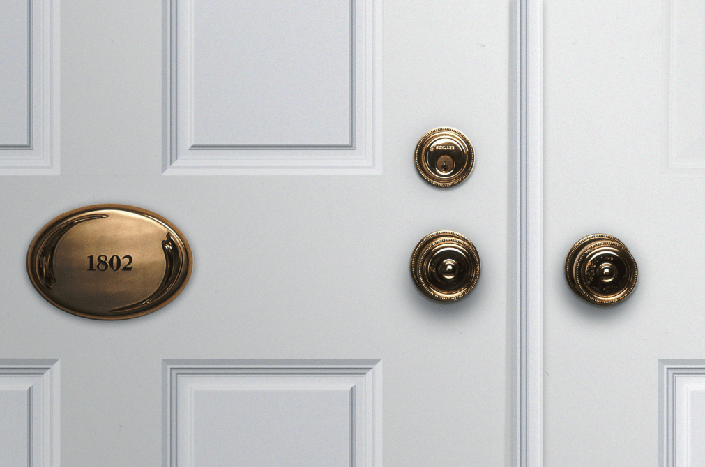 Harbour Court Doorknobs