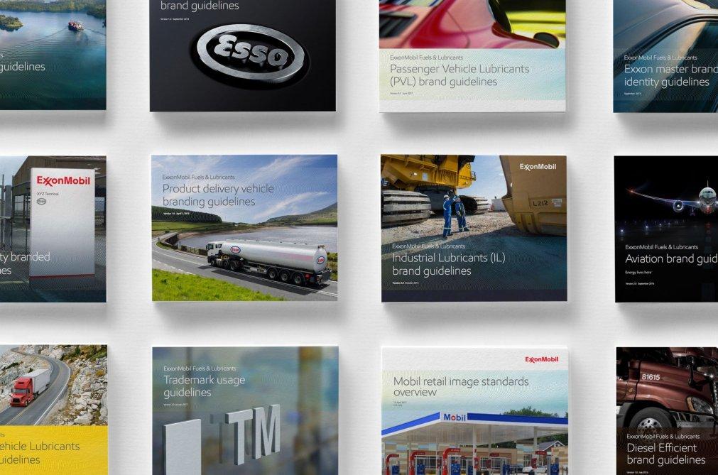 ExxonMobil Brand Guidelines