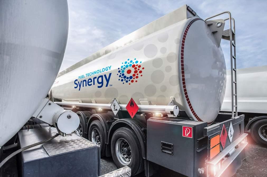 ExxonMobil Synergy Tanker Truck