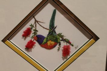 Oli the Parakeet