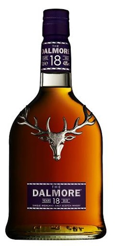 dalmore 18 scotch whisky
