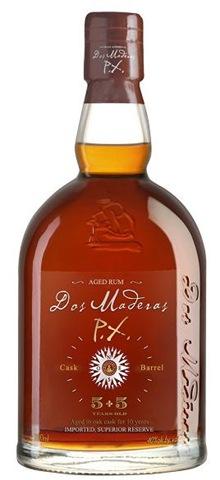dos maderas px rum
