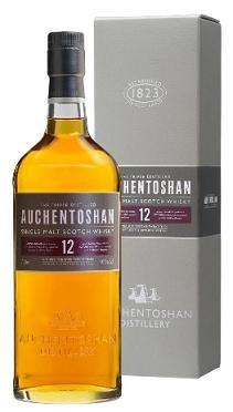 auchentoshan 12 year scotch