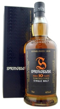 springbank 10 scotch