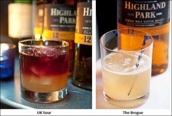 highland park scotch cocktails