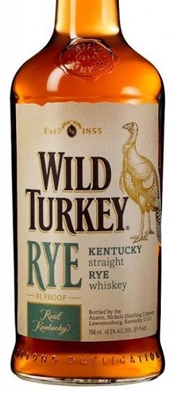 wild turkey 81 rye